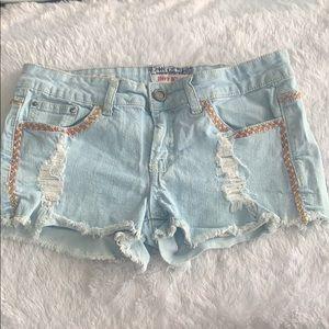 Hot Kiss Cici Denim Shorts